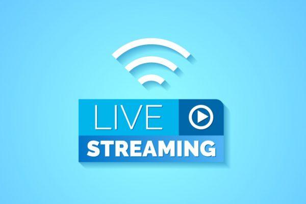 Livestream vanaf morgen woensdag 1 april om 20.00 uur